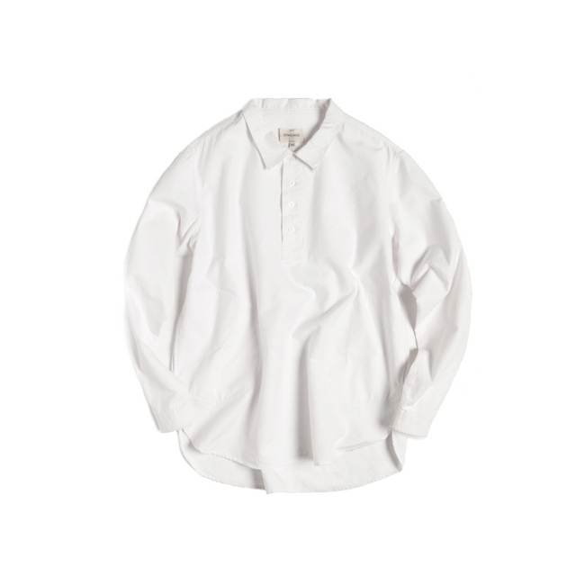 "Sleep P.O Shirts ""WHITE"""