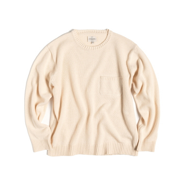 "Pocket Knit ""PURITY"""