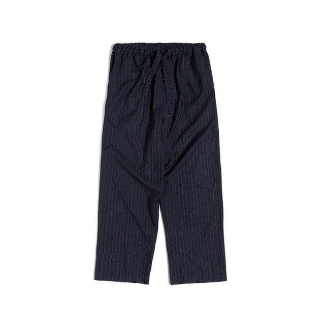 "Stripe S.C Pants ""D.NAVY"""