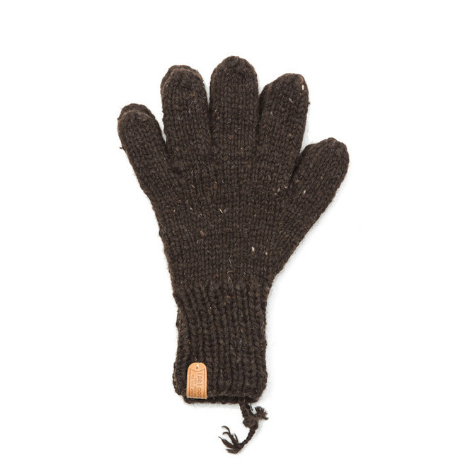 "Gloves ""BROWN"""