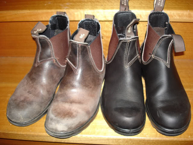 Old & New Blundstone