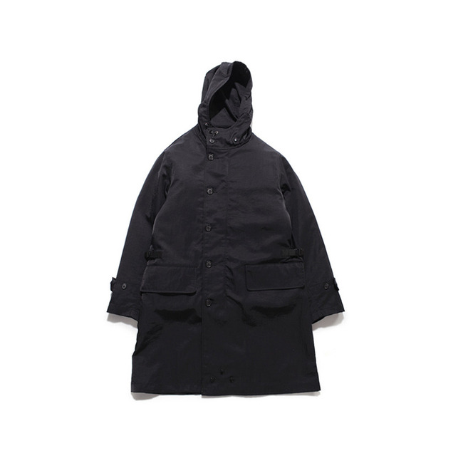 "Mountain Parka ""BLACK"" FINAL SALE"
