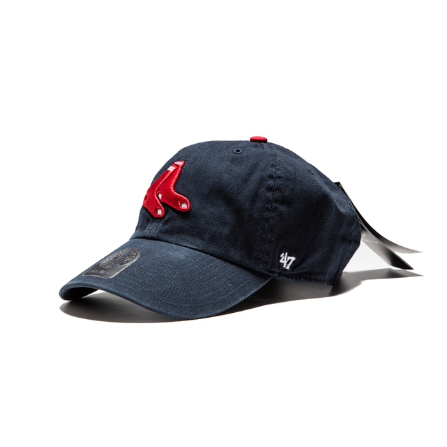 Boston Red Sox Alternate 47 Clean Up