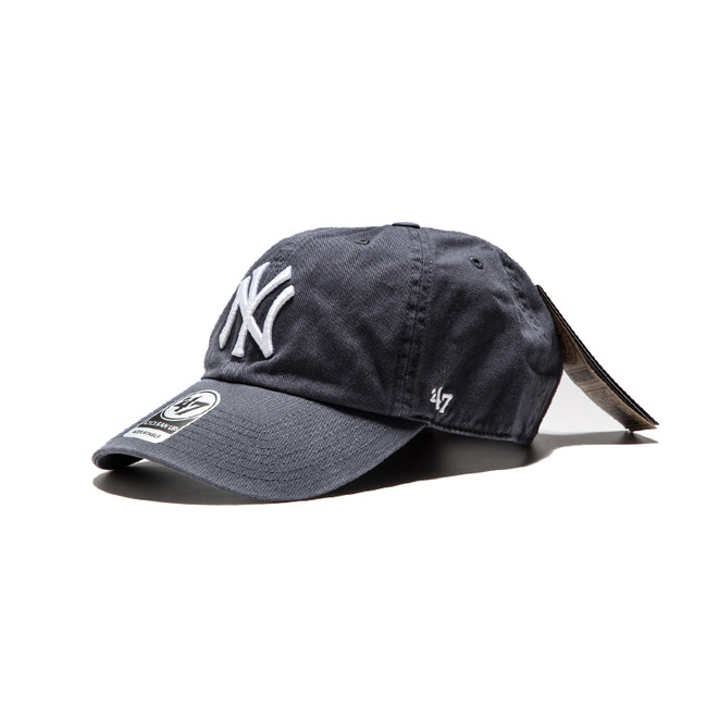 New York Yankees Vintage Navy 47 Clean Up *best