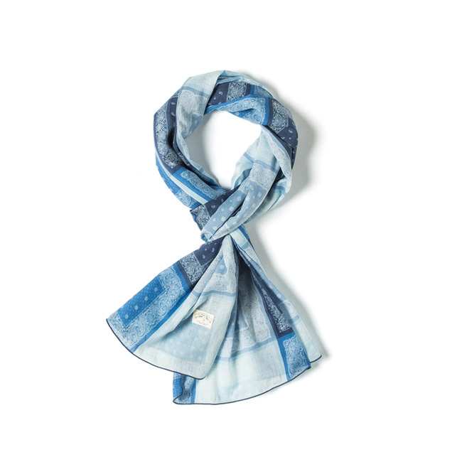 "Gradation Bandana ""BLUE"""