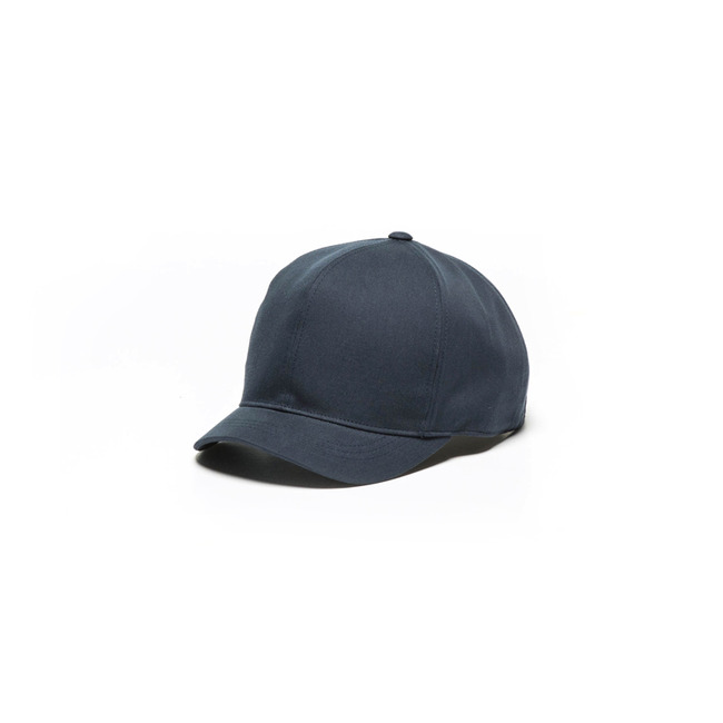 "Short Visor Cap ""NAVY"""