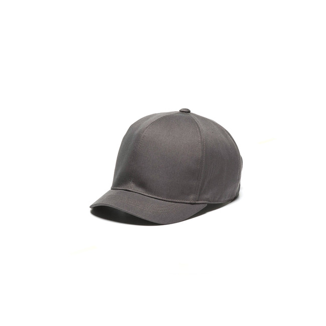 "Short Visor Cap ""GRAY"""