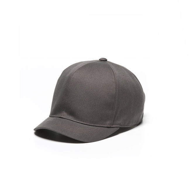 "Short Visor Cap ""GRAY""30% SALE"