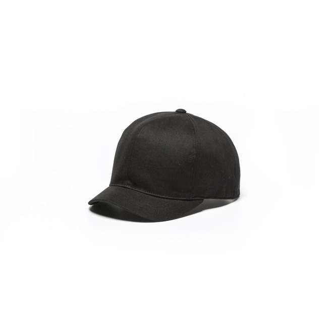 "Short Visor Cap ""BLACK"""