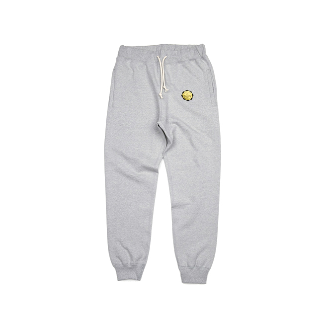 "Modified Sweat Pants  ""GREY MELANG"""