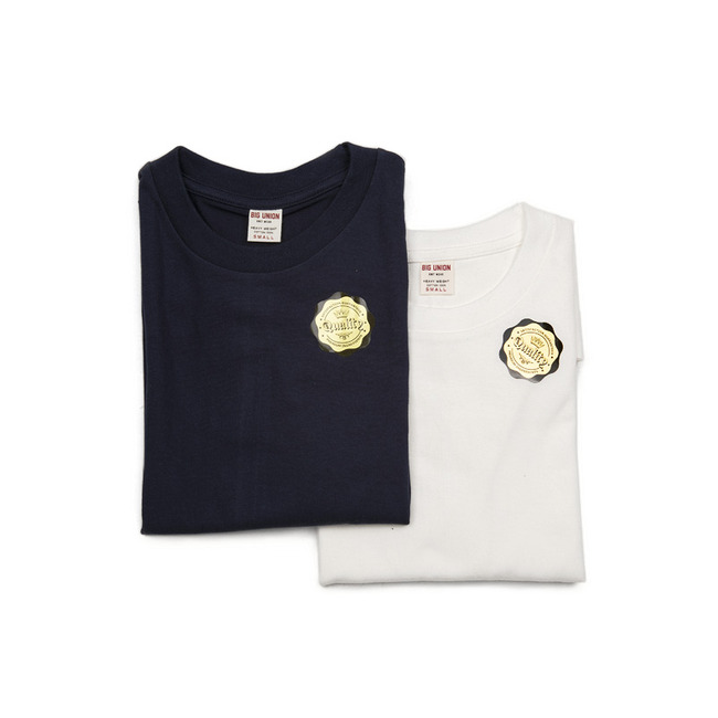 "2Pack Tube T-shirts ""NAVY / WHITE"""