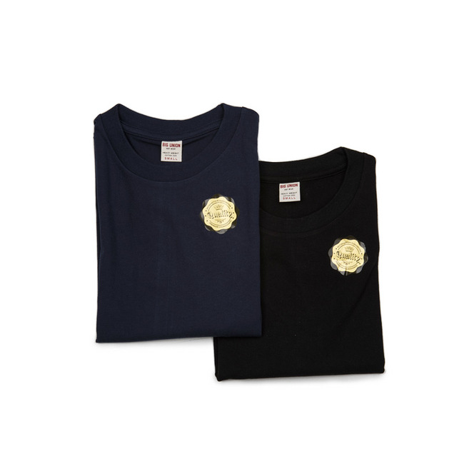 "2Pack Tube T-shirts ""NAVY / BLACK"""