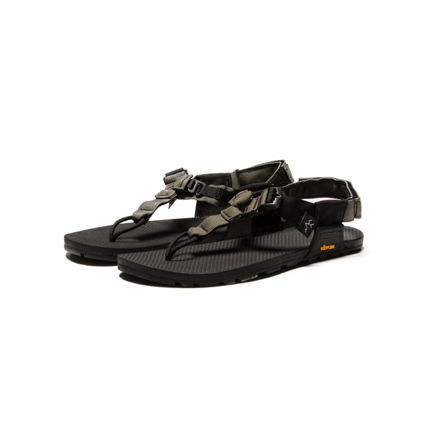 "CAIRN  Sandals ""CHARCOAL"""