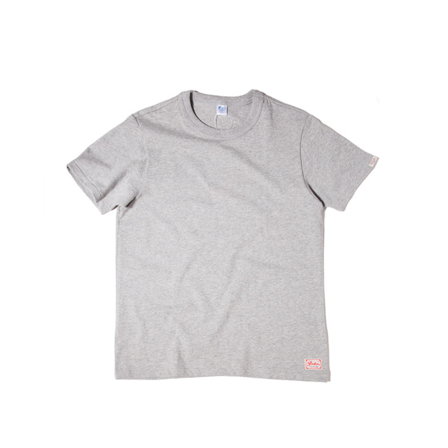 Prestons Crewneck Heather Grey
