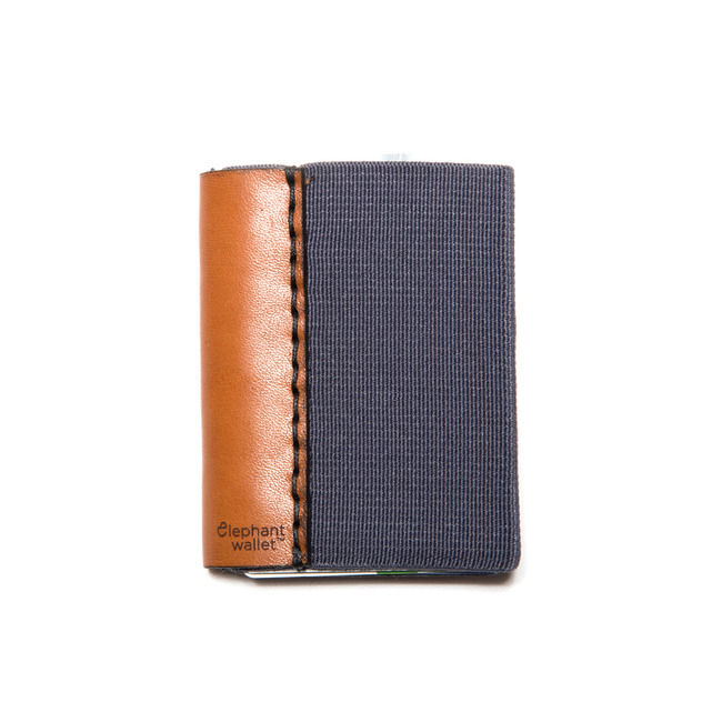 "Leather 1.0 Wallet ""GRAY"""