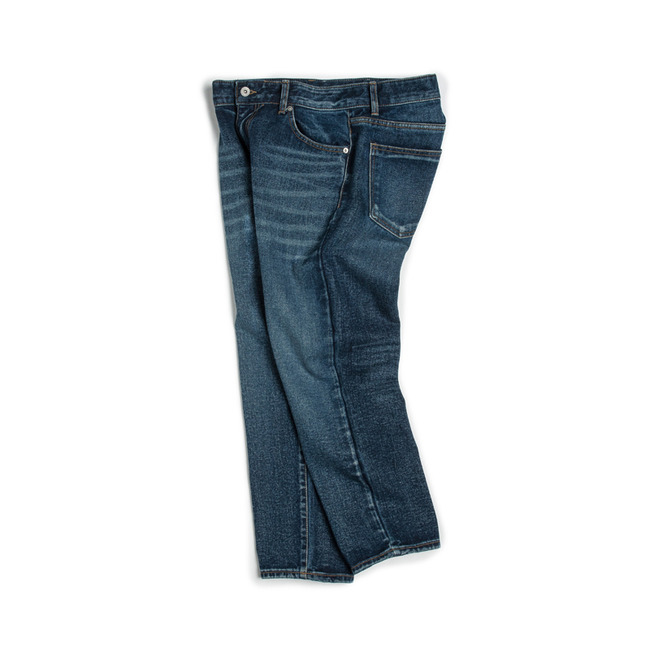 "S.C Denim Pants ""BLUE""  ONLINE ONLY"