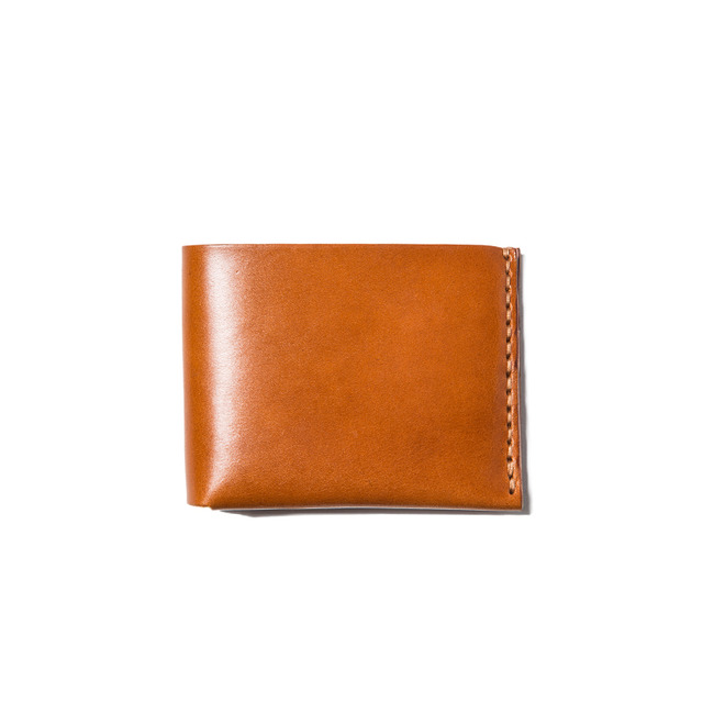 "New Standard Wallet ""COGNAC""Re-Stock"