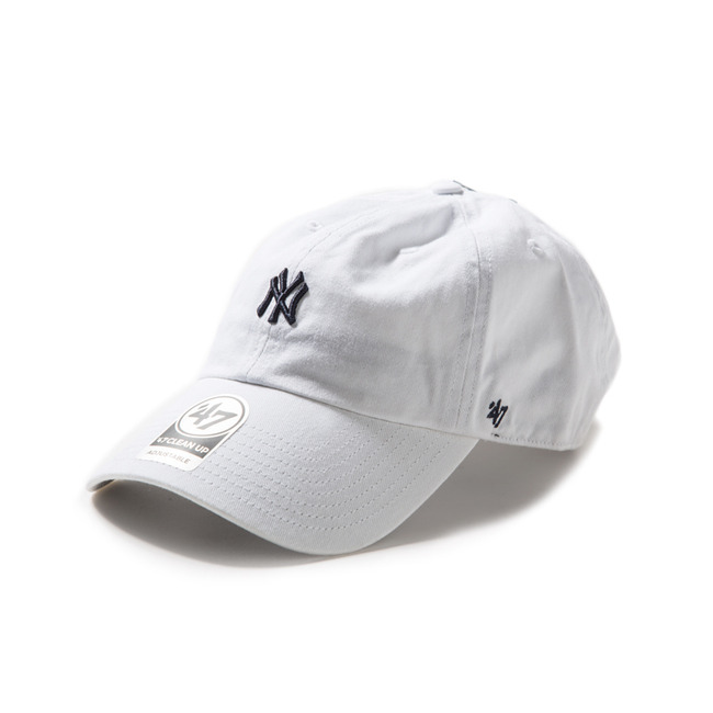 Yankees Base Runner 47 Clean Up - white  소량 재입고 [BEST]