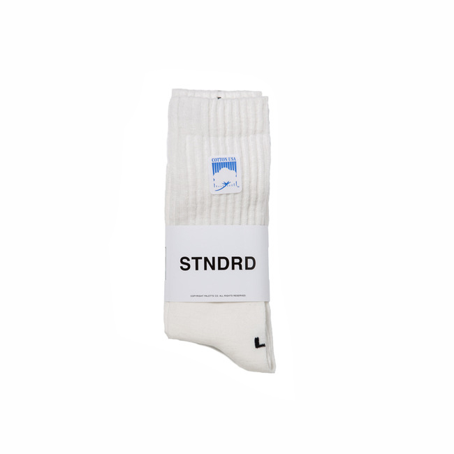 "Rib Socks - 3 Pack ""WHITE"""