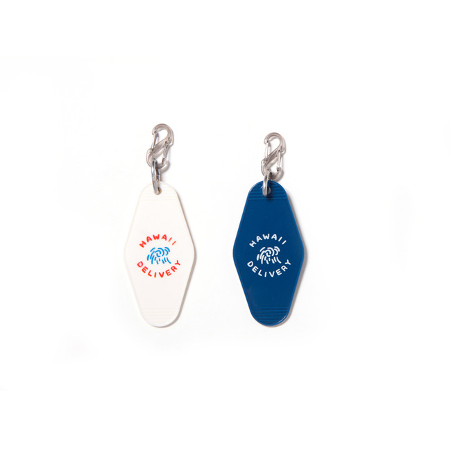 "BIGWAVE Key Tag ""BLUE"""