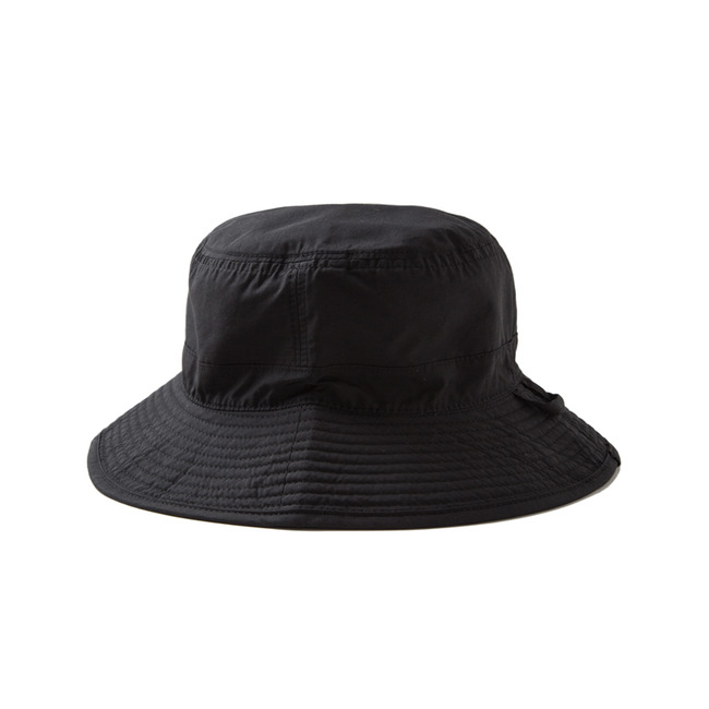 "Relaxed Bucket Hat ""BLACK"""