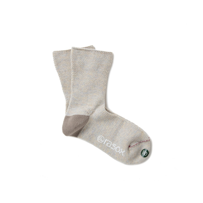 Stretch cotton natual socks