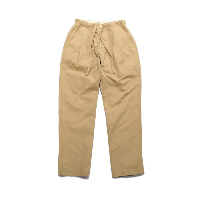 "BU Easy Pants ""BEIGE"""