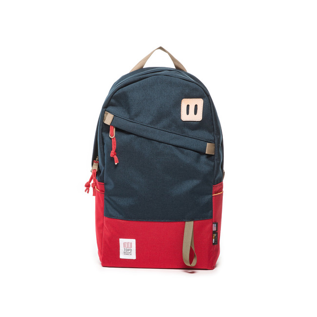 "Day Pack ""RED/NAVY"""