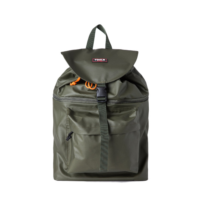 Quarterbag 20L Coated 420D Military Green