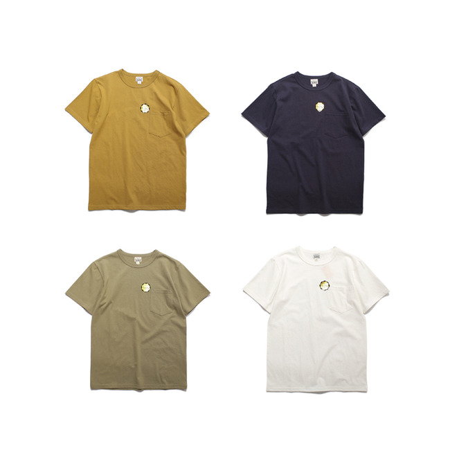 Crew-neck S/S Shirt 2set 10% 할인