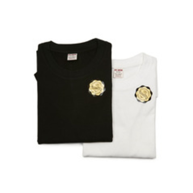 "2Pack Tube T-shirts ""WHITE / BLACK"""