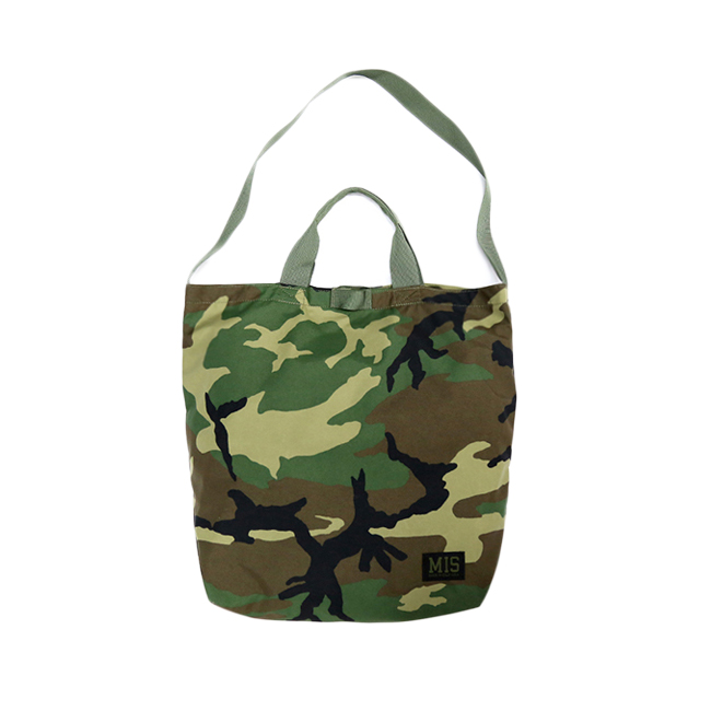 Waterproof Carrying Bag - Woodland Camo