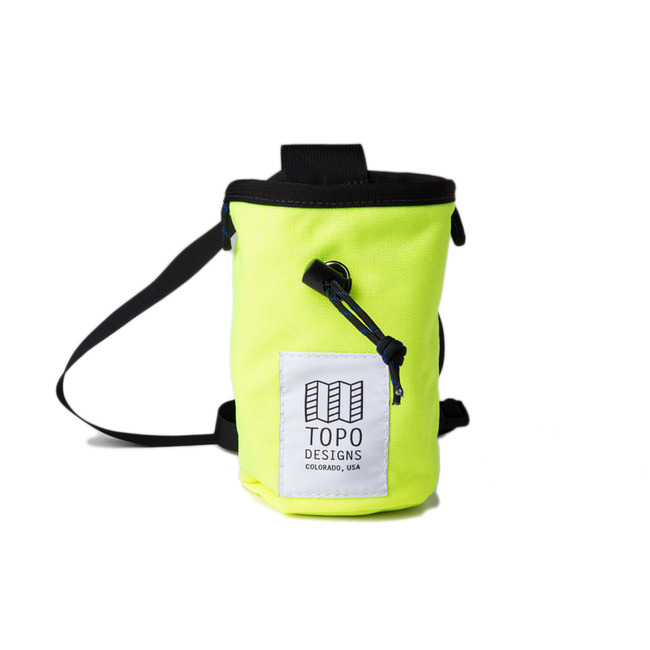 Chalk Bag Yellow
