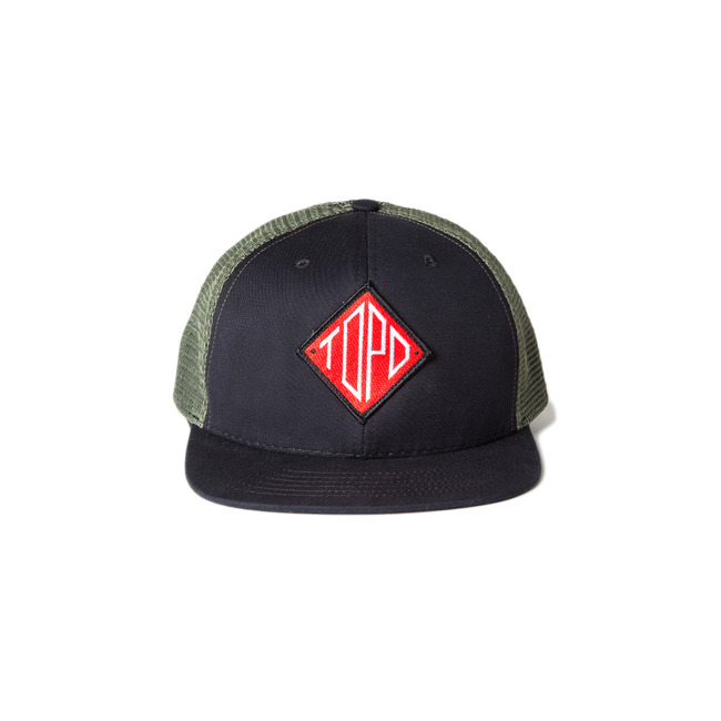 Diamond snapback 3 COLOR