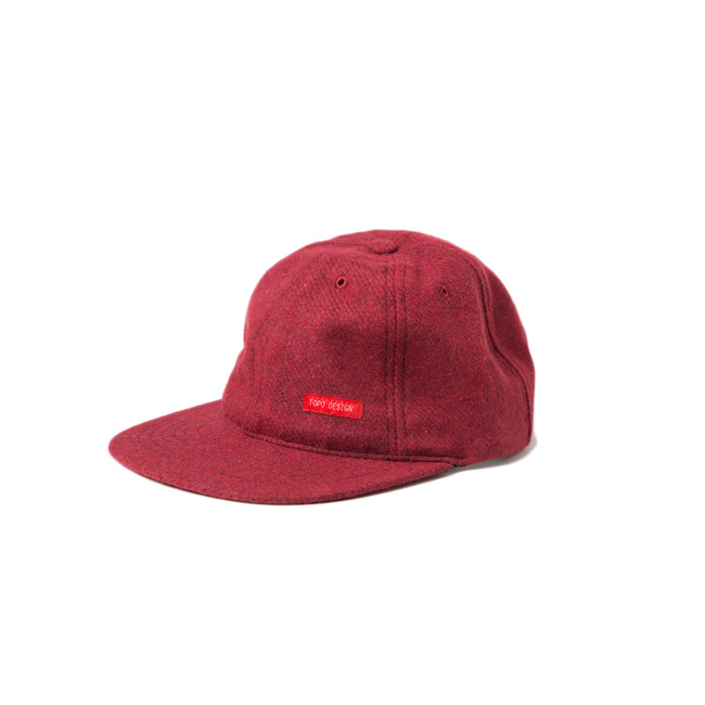 Wool Ballcap 3 Color