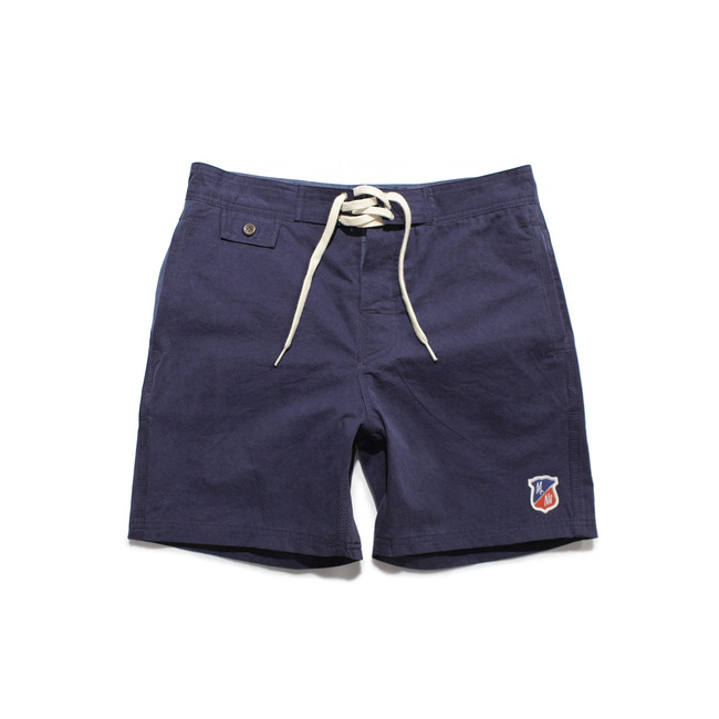 "Makaha Drowner Swim ""NAVY"""