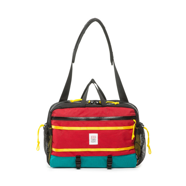 "Mountain Messenger ""RED"""