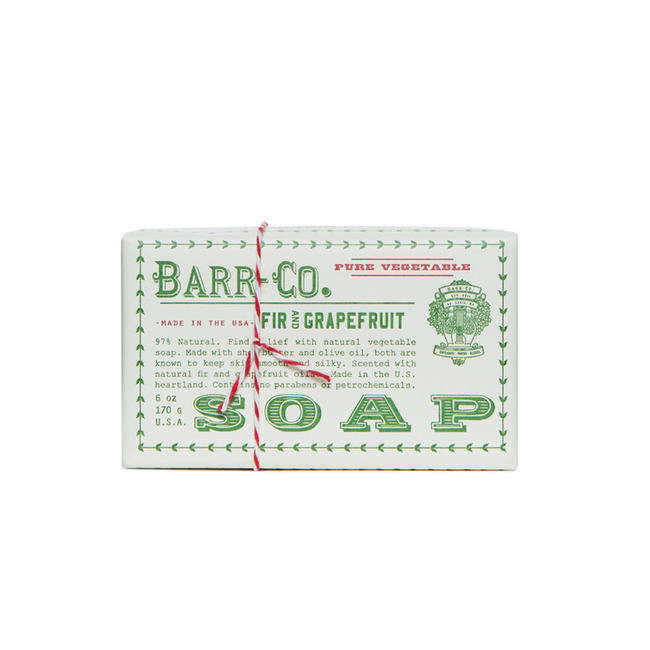 Fir & Grapefruit Bar Soap
