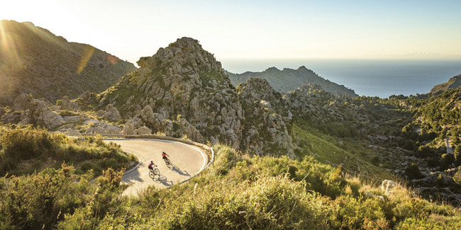 ROAD CAMP MALLORCA