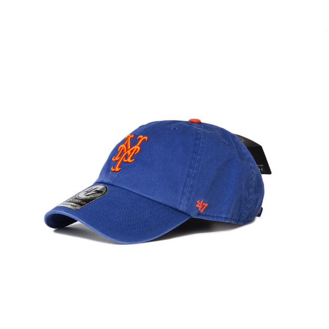 Mets Vintage Blue 47 Clean Up
