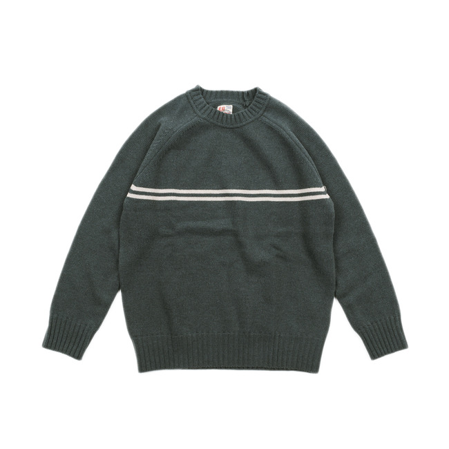 "Double Overhead Knit ""INK"""