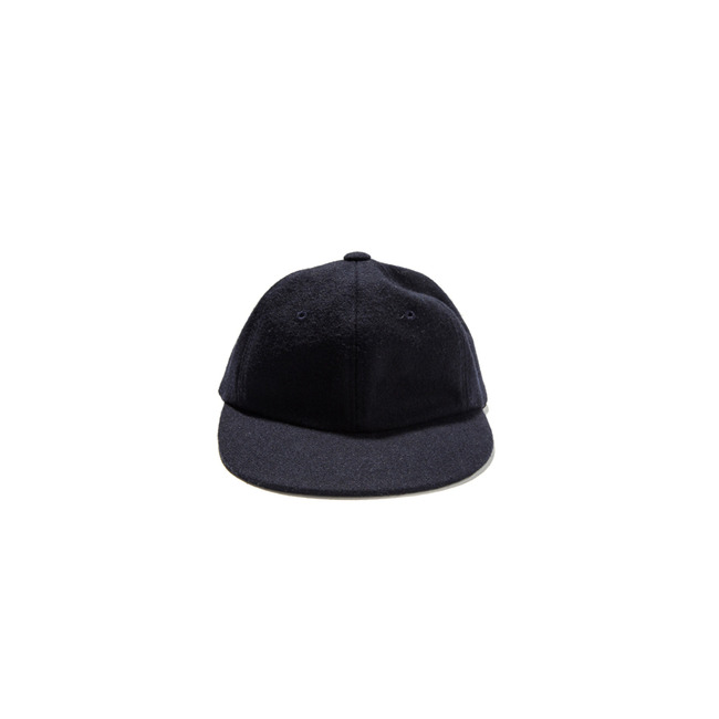 "Wool Ball Cap ""D.NAVY"""