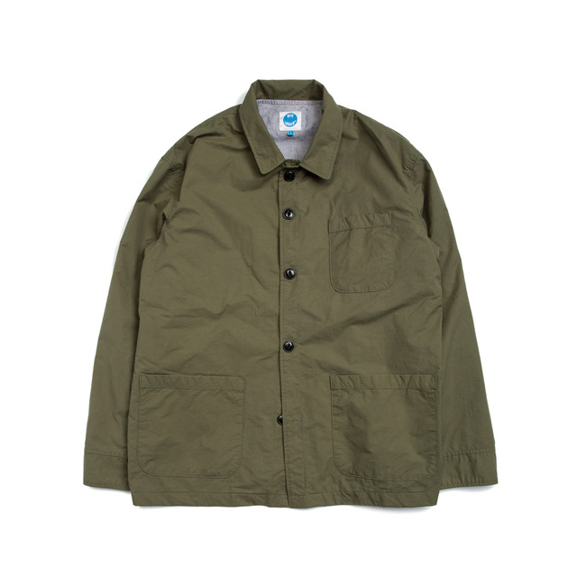 Wind Chore Jacket 'KHAKI'