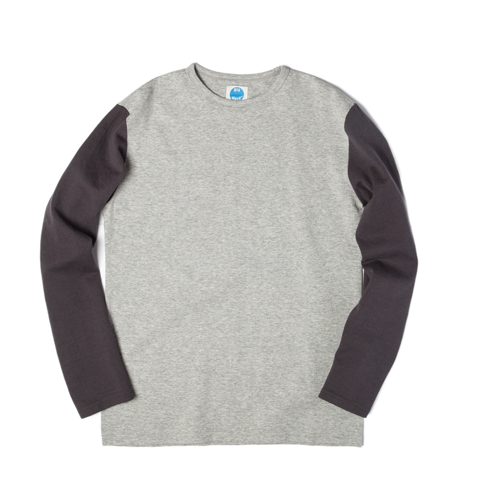 Urbane Long Ts 'GREY'