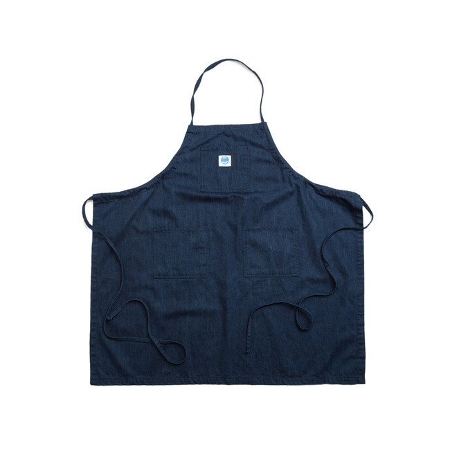 "Everyday Need Apron ""DENIM'"