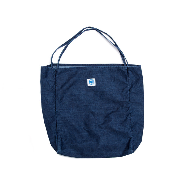 Ocean Tote Bag 'DENIM'