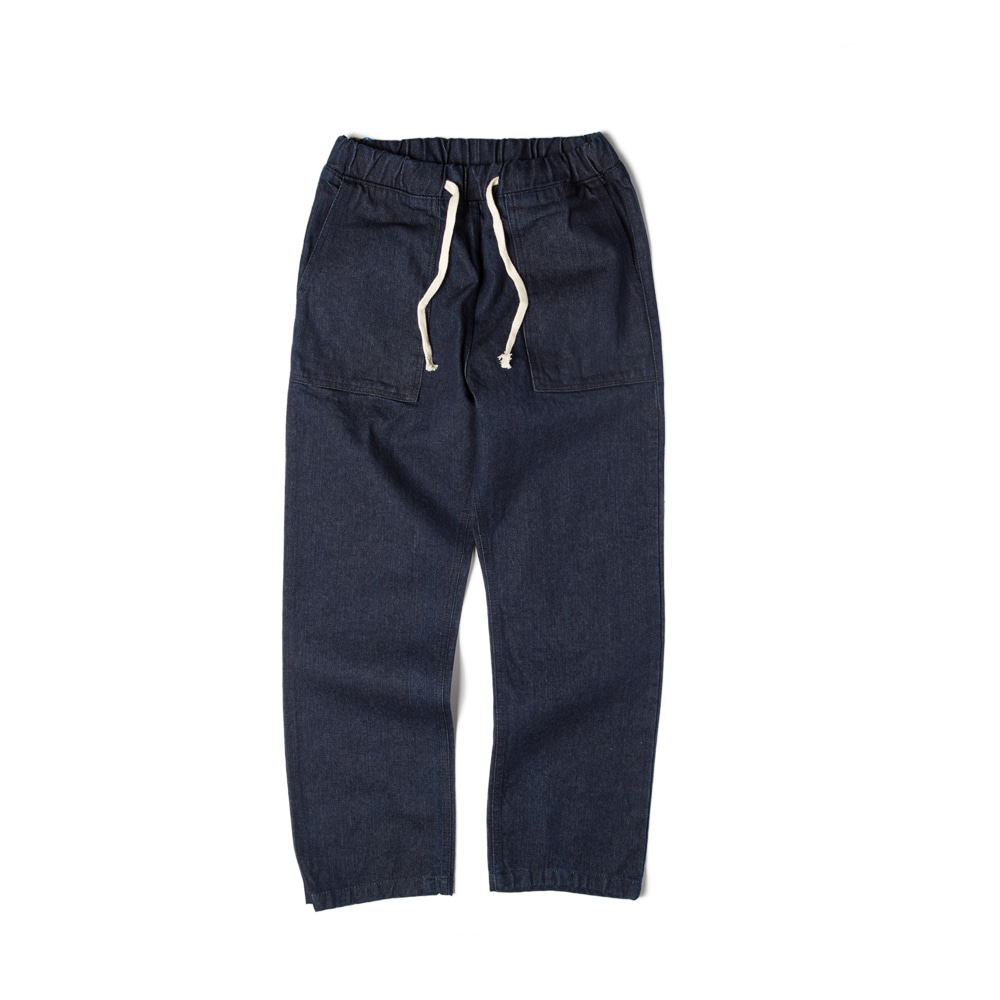 Origine Solid Denim Easy PantsBEST