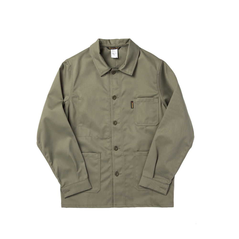 "Moleskin Work Jacket ""KHAKI"""