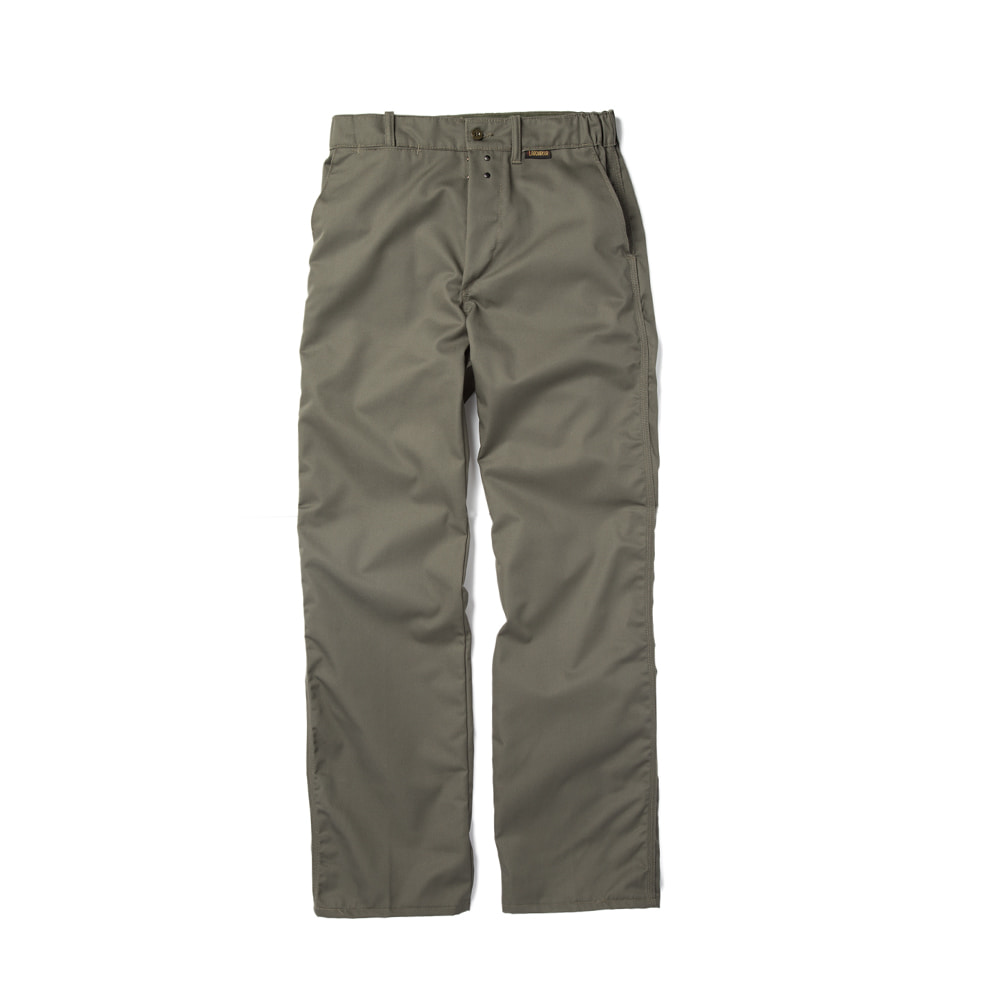 "Work Pants ""OLIVE"""