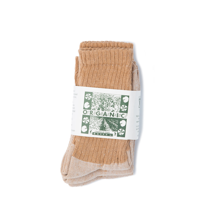 "Organic Threads 3pack ""BROWN"""